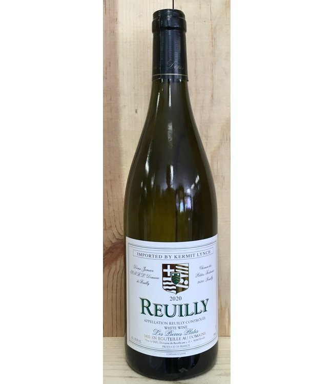 Domaine de Reuilly Blanc Les Pierres Plates 2020