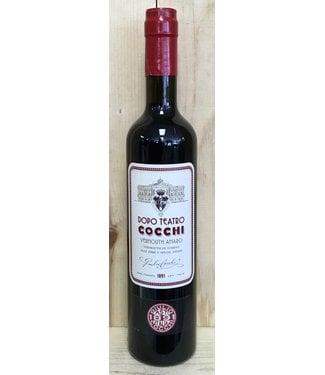 Cocchi Dopo Teatro Vermouth Amaro 500ml bottle