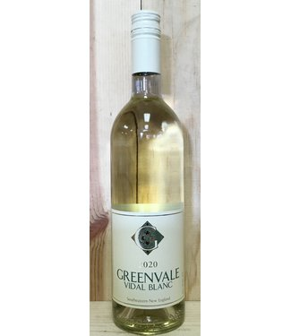 Greenvale Vineyard Vidal Blanc 2020