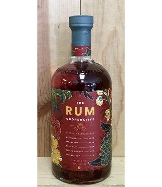 Bully Boy Rum Coop Vol. 2 750ml