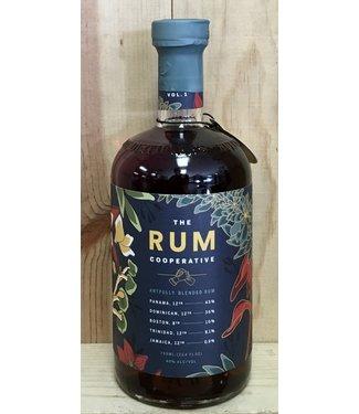 Bully Boy Rum Coop Vol. 1 750ml