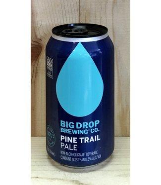 Big Drop Pine Trail Pale 12oz can 6pk