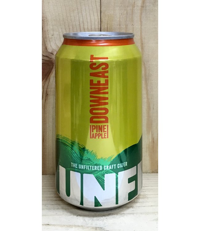 Downeast Pineapple cider 12oz can 4pk