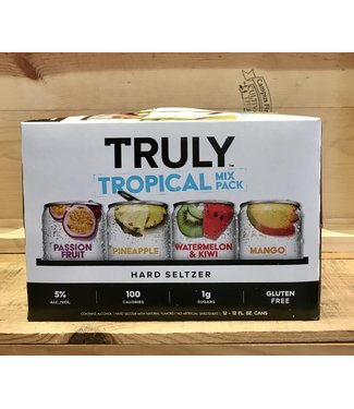 Truly Tropical 12oz can variety 12pk
