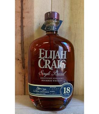 Elijah Craig Single Barrel 18 Year Old 2021