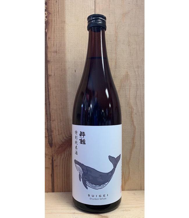 Suigei Tokubetsu Junmai Drunken Whale 720mL