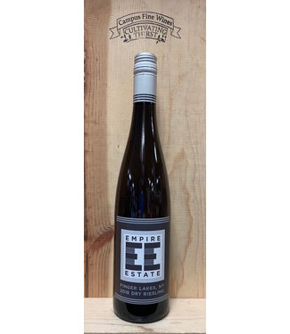 Empire Estate Finger Lakes Dry Riesling 2018