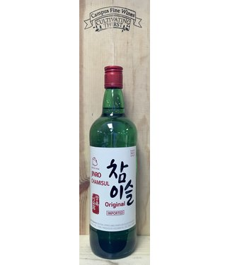 Jinro Chamisol Classic 750ml bottle