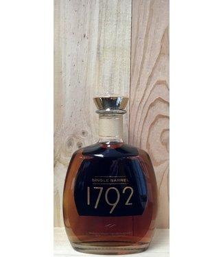 1792 Single Barrel Bourbon 750ml