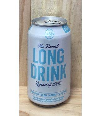 Long Drink Zero 12oz can 6pk