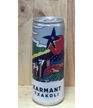 Xarmant Txakoli 4pk cans single