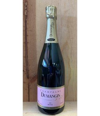 Champagne Dumangin Le Rose 1er Cru Brut NV