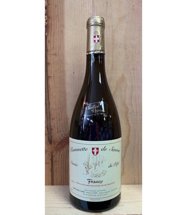 Domaine Bruno Lupin Frangy Cuvée du Pépé Vieilles Vignes 2015