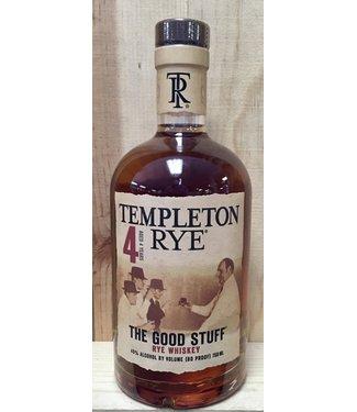 Templeton Rye 750ml