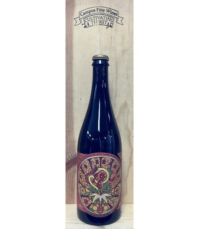 Jester King Provenance Blood Orange Farmhouse ale 750ml bottle