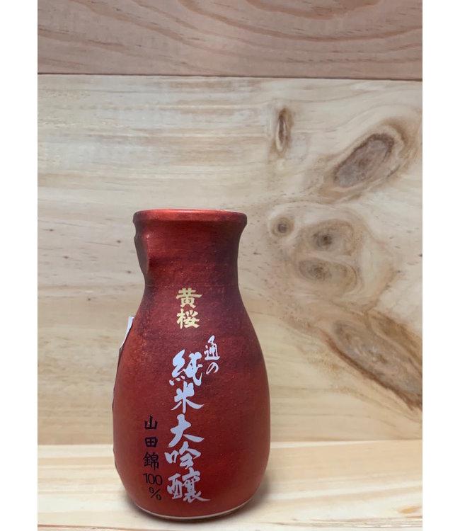 Kizakura Tsu no Junmai Daiginjo Red Jar 180mL