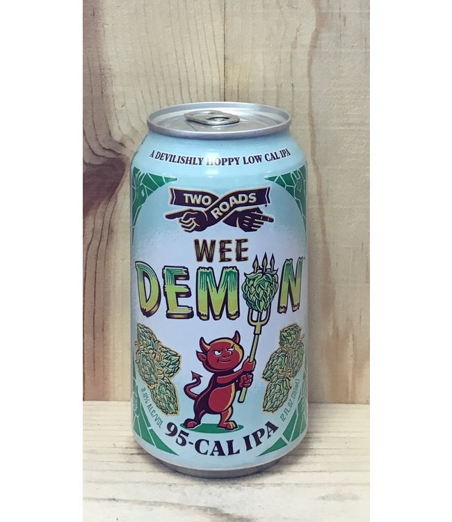 Two Roads Wee Demon 12oz can 12pk
