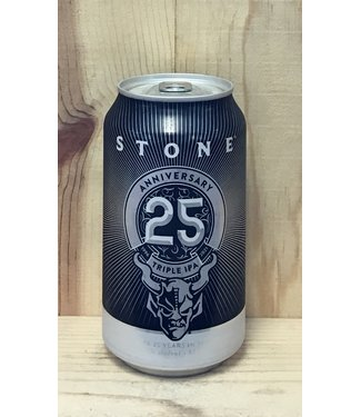 Stone 25th Anniversary Triple IPA 12oz can 6pk
