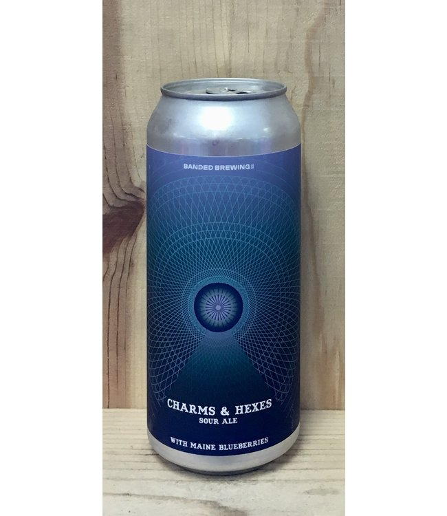 Banded Charms & Hexes sour ale 16oz can 4pk