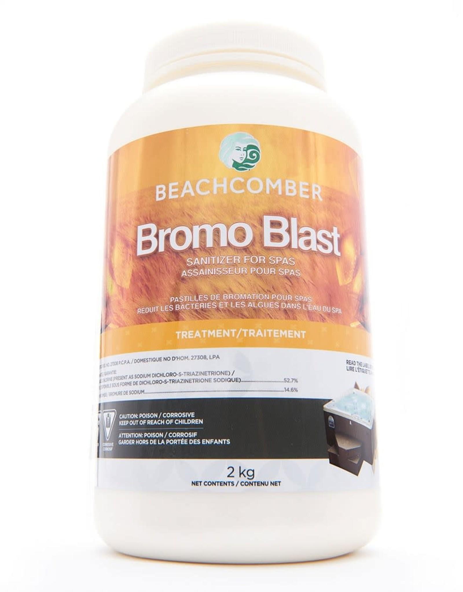 BEACHCOMBER BROMO BLAST - 2KG