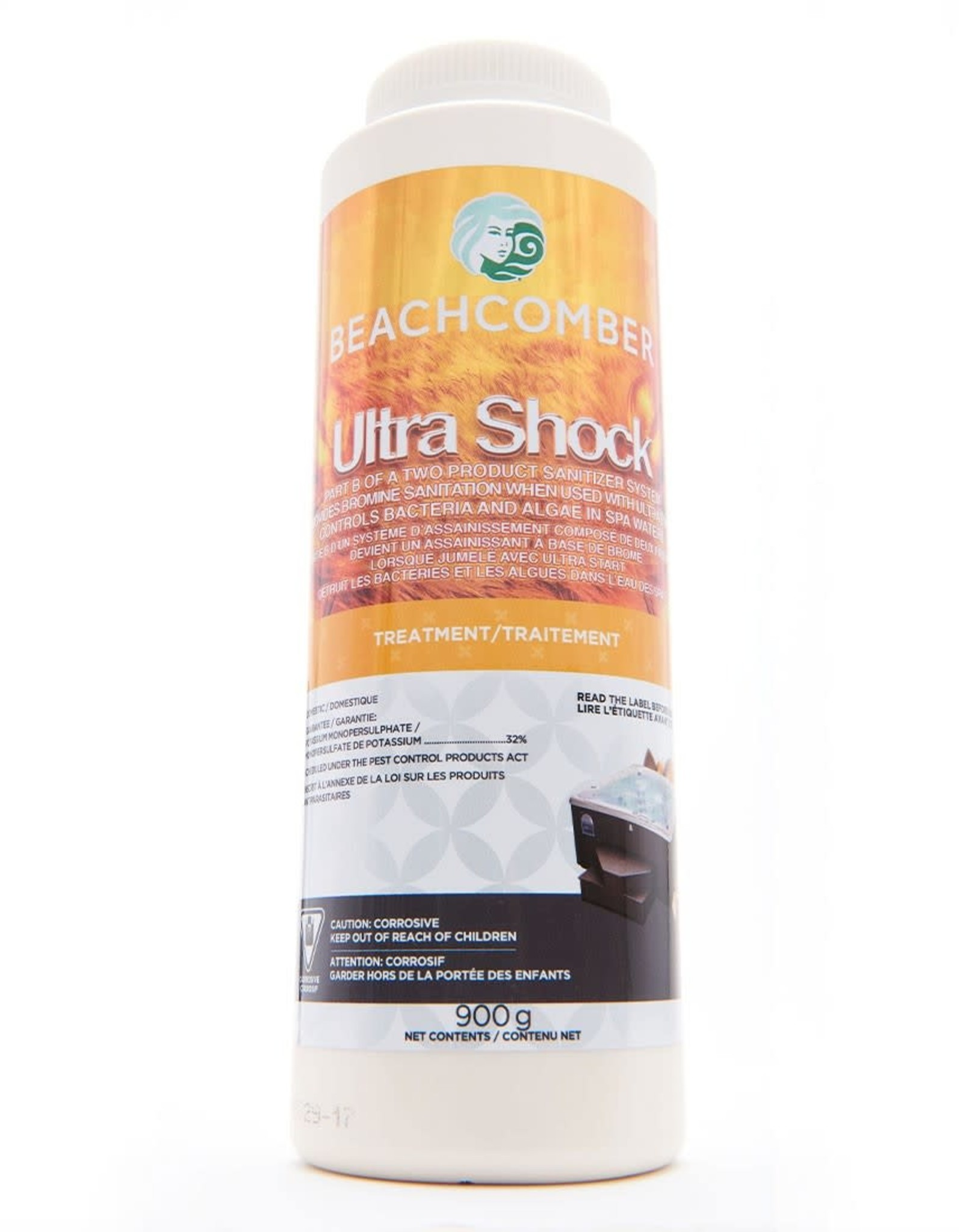 BEACHCOMBER ULTRA SHOCK - 900g