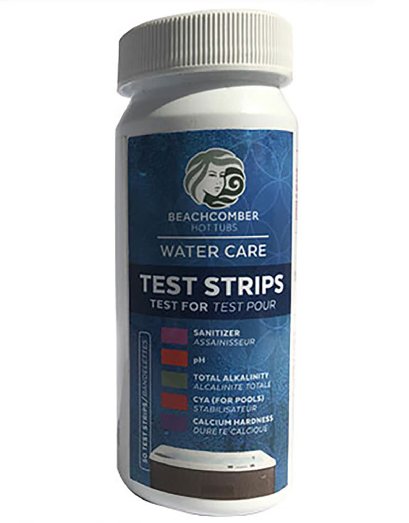 BEACHCOMBER SMART TEST STRIPS / APP - 50