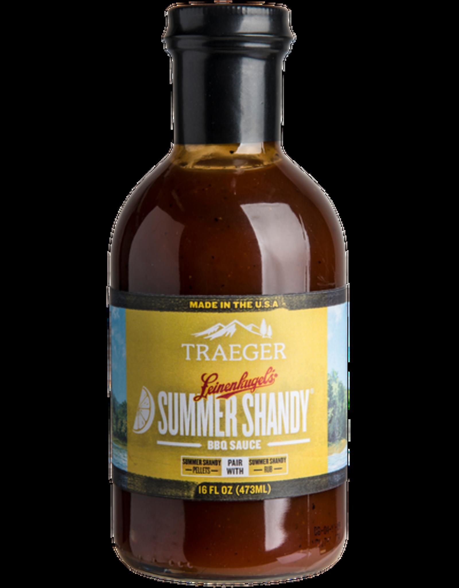 Traeger LEINENKUGEL'S SUMMER SHANDY BBQ SAUCE