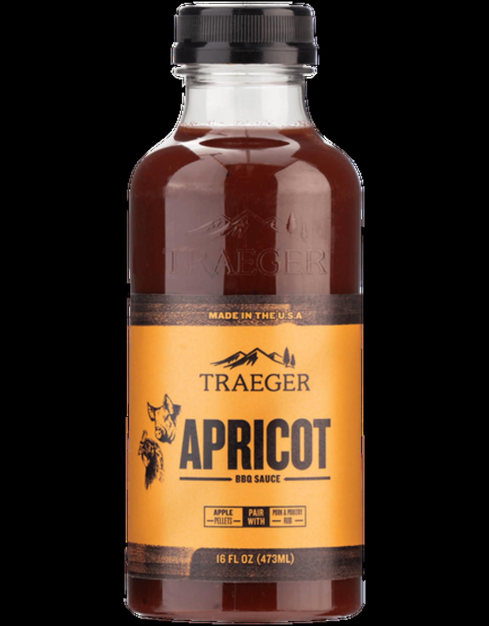 Traeger APRICOT SAUCE 16 OZ