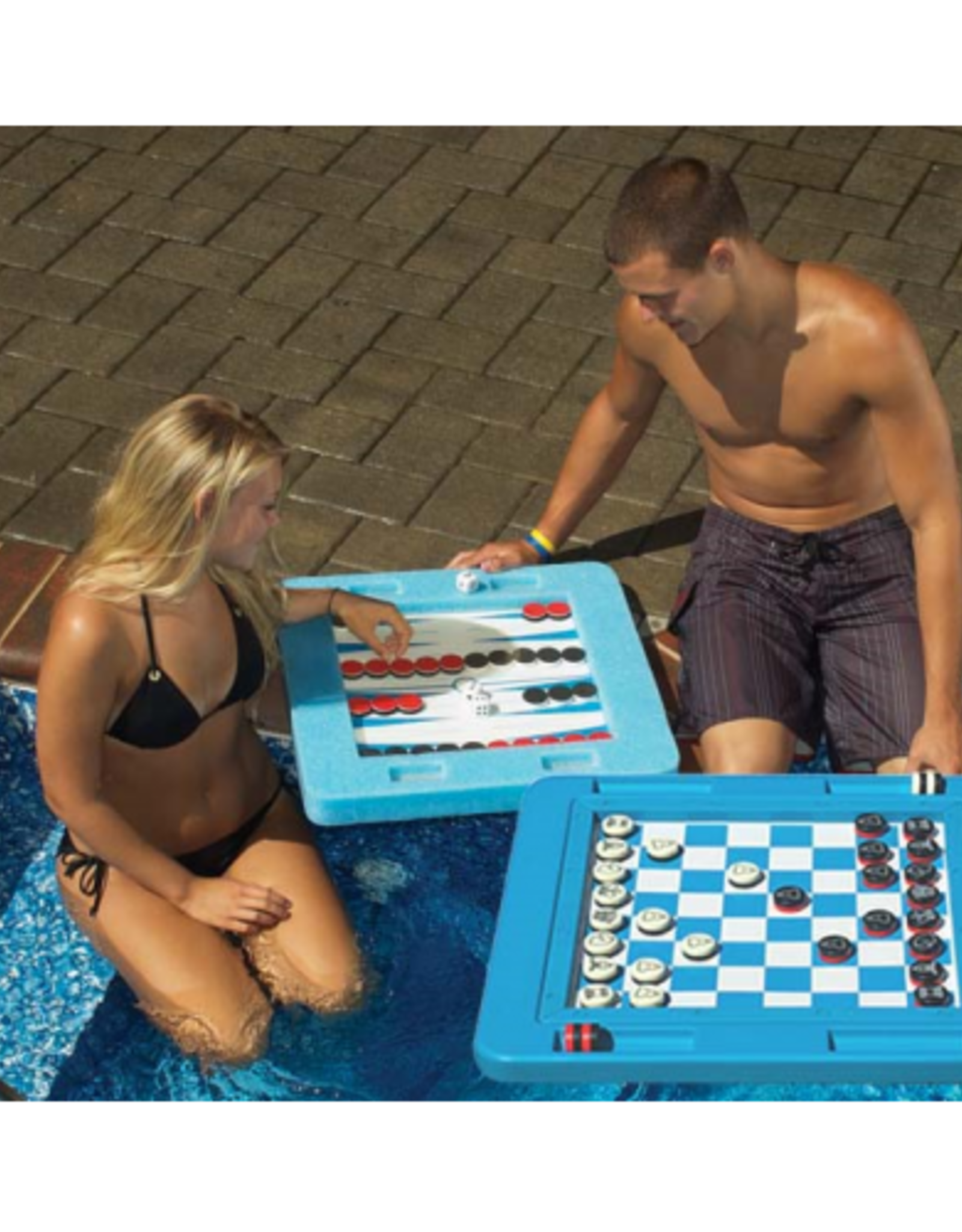 Floating Game Board