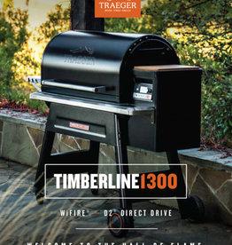 Traeger TIMBERLINE 1300 PELLET GRILL