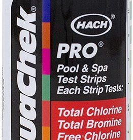 TEST STRIPS AQUACHEK - 100 strips