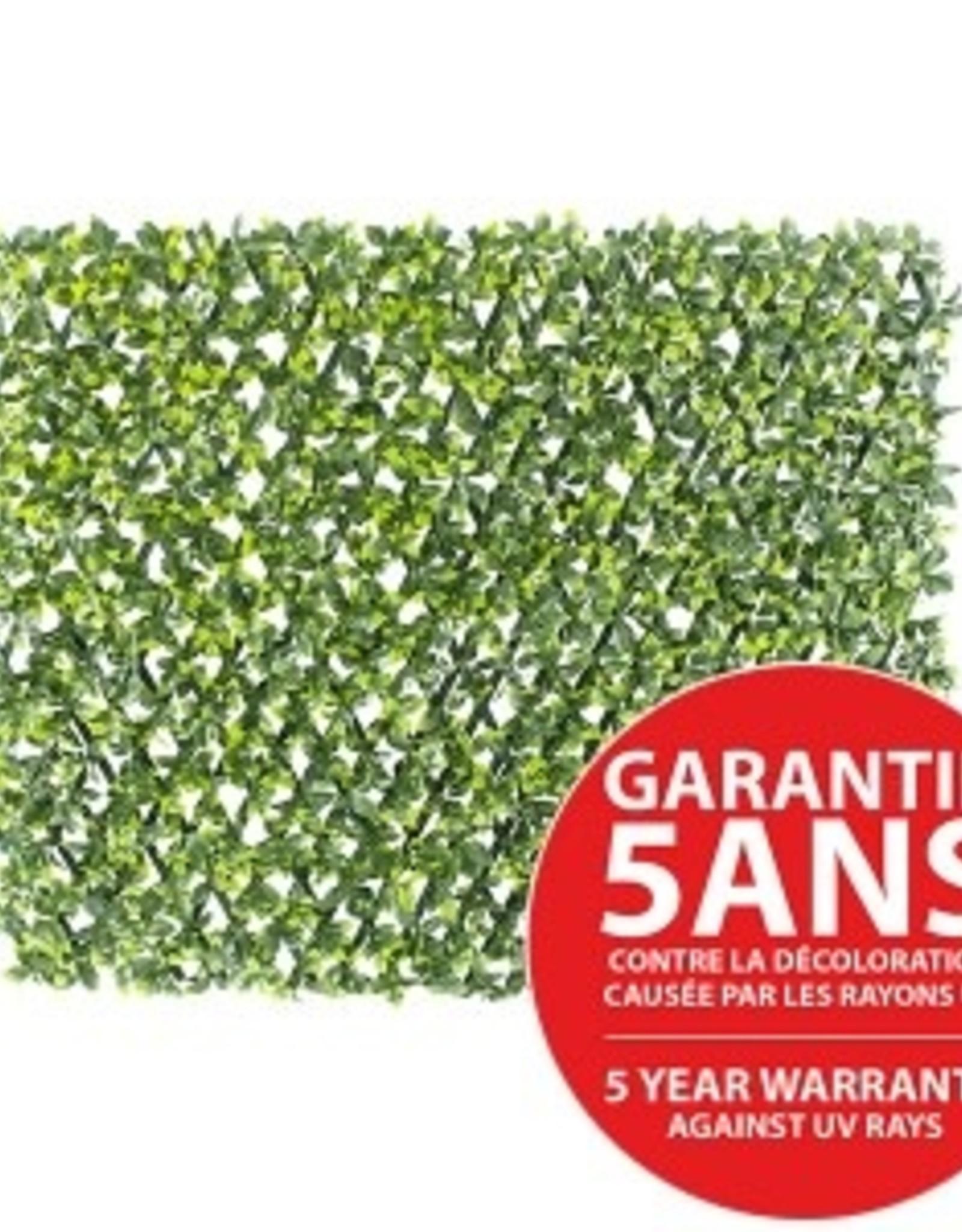 Veronneau Expandable privacy fence panel, 39x78'