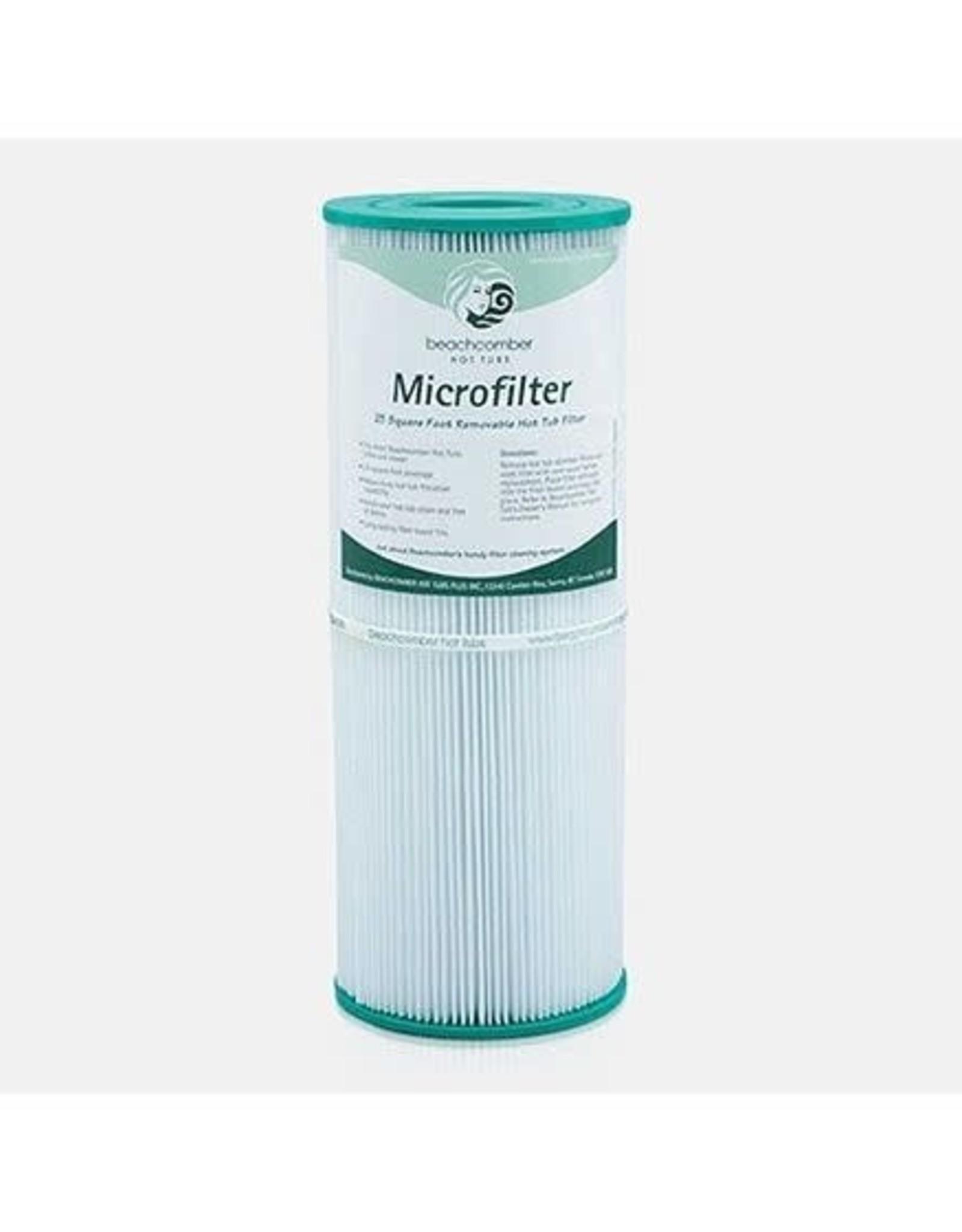 BEACHCOMBER MICROFILTER - 50 SQ FT