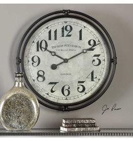 UTTERMOST Nakul clock 06449
