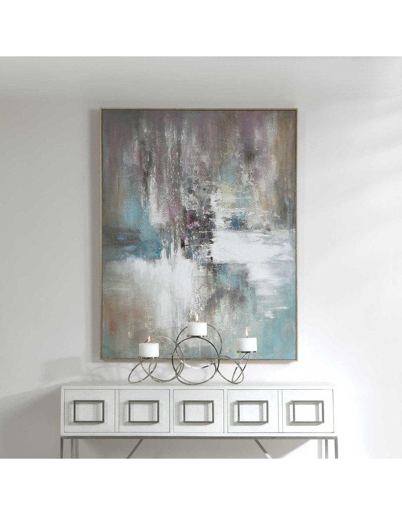 "UTTERMOST Elevation Canvas Art  42""W x 55""H x 2"" D 32248"