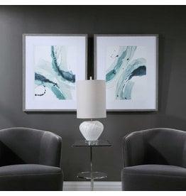 "UTTERMOST Depth Framed Print  28""W x 34"" H x 1"" D (Individual) 33710"
