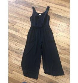 Tribal Black jumpsuit 66020