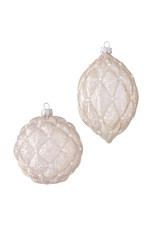 4022837 Quilted Ornament With Pearls