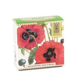 Poppy little soap