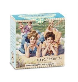 Girlfriends little soap