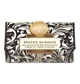 Honey almond bath bar