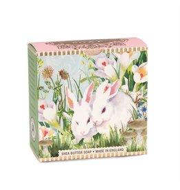 Bunny bunny little soap