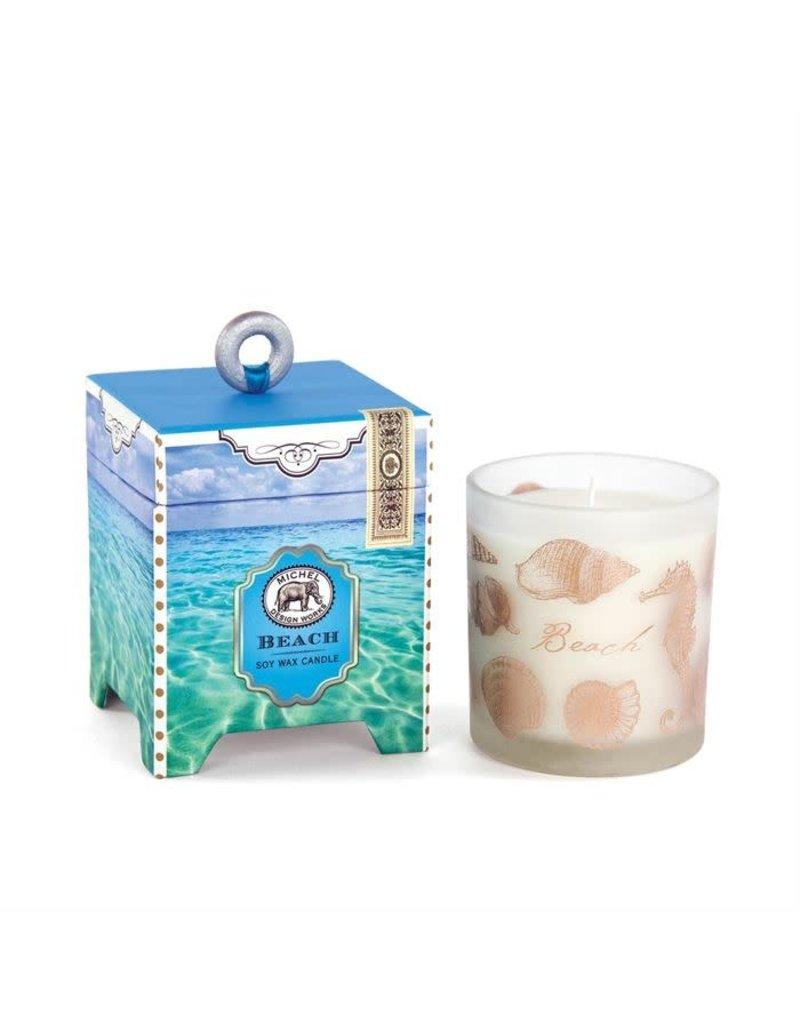 Beach 6.5 soy candle