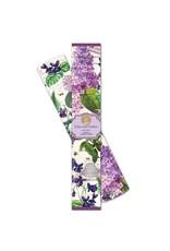 Lilac & violets drawer liner