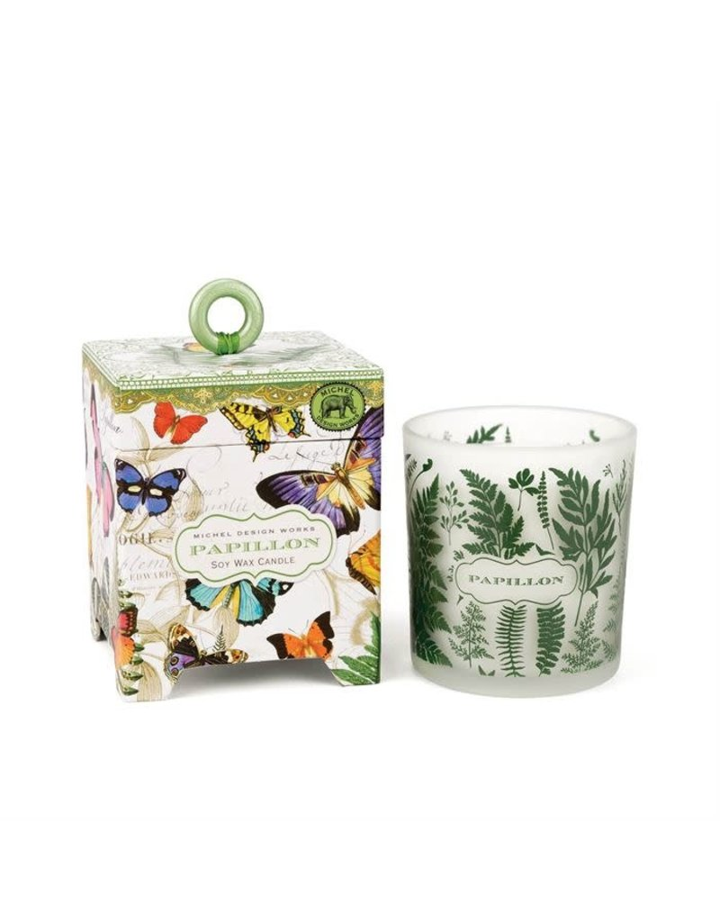 Papillon 6.5 soy candle