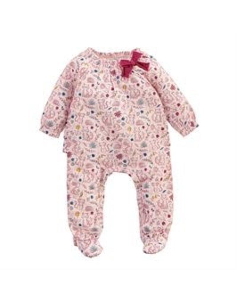Pink Muslin Sleeper (3-6 M) 11060092