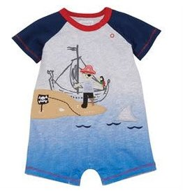 Pirate Shortall (0-3M) 11030105-03