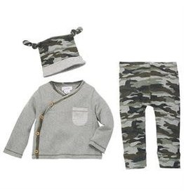 Camo Take Me Home Set (0-3M) 11010082-03