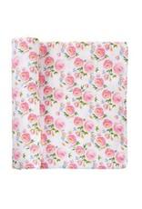 Muslin Rose Swaddle Blanket 12140009