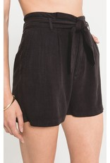 Cassinella black short